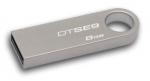 Kingston DataTraveler SE9  8GB USB 2.0 Flash Memory Drive [NEW]